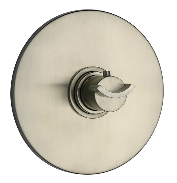 Latoscana Morgana Volume Control In A Brushed Nickel Finish