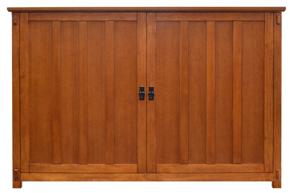 "Touchstone Grand Elevate - Mission Lift Cabinets For Up To 60"" Flat Screen Tv'S Tv Lift Cabinets Touchstone"