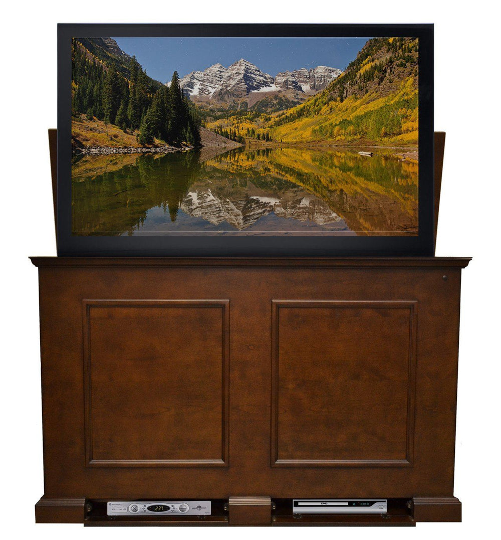 "Touchstone Grand Elevate - Espresso Lift Cabinets For Up To 60"" Flat Screen Tv'S Tv Lift Cabinets Touchstone"