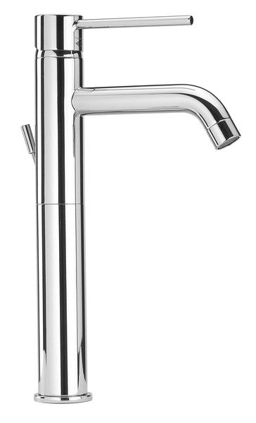 "Latoscana Elba single handle 12 3/4"" Lavatory Faucet In A Chrome Finish"