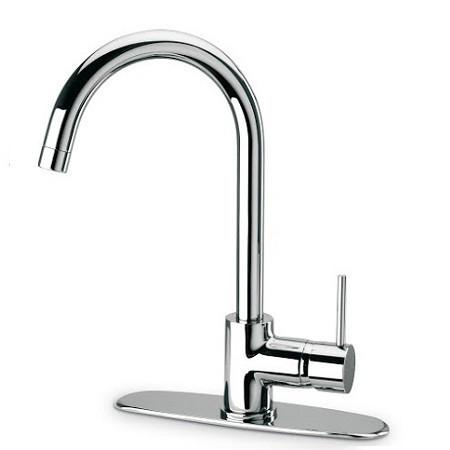 Latoscana 78CR591 Kitchen Faucet in Chrome Finish