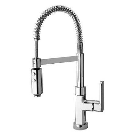 Latoscana 86CR557 Kitchen Faucet in Chrome Finish Kitchen faucet Latoscana