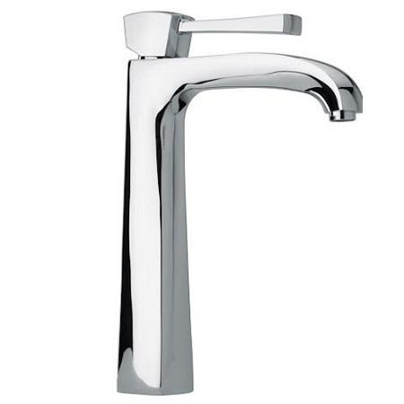 Latoscana Lady Single Handle Tall Lavatory Faucet With Lever Handle In Chrome