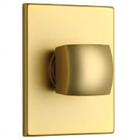 Latoscana Lady 3 Way Diverter In Matt Gold bathtub and showerhead faucet systems Latoscana