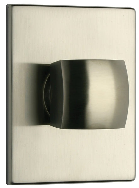 "Latoscana Lady 3/4"" Thermostatic Valve Only In Brushed Nickel"