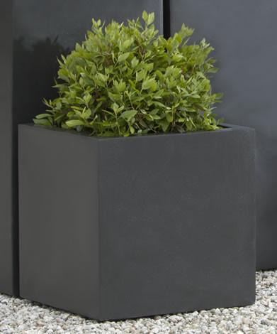 Campania International Fiber Clay Modular Lite Planter 1 Urn/Planter Campania International