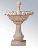 Asti Cast Stone Outdoor Garden Fountain