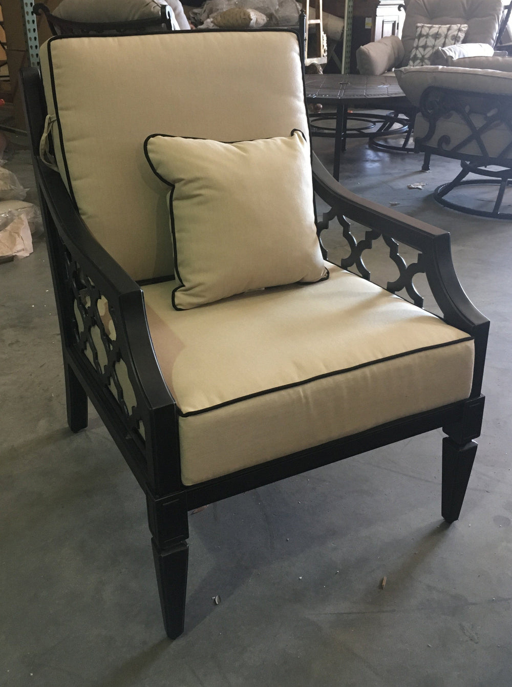 Astoria Outdoor Club Chair Outdoor Furniture Tuscan