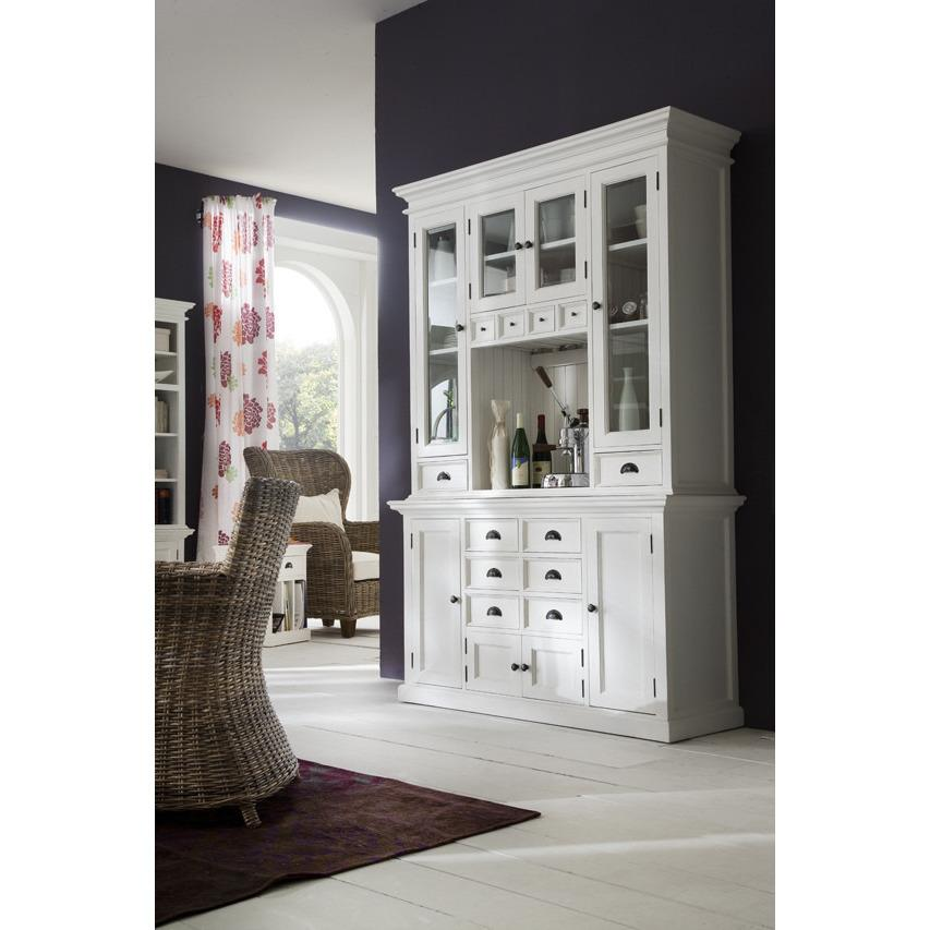 NovaSolo Halifax BCA597 Kitchen Hutch Unit Hutch NovaSolo