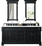 "Brookfield 72"" Antique Black   Double by James Martin"