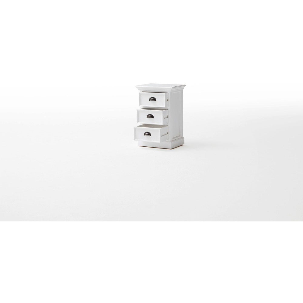 NovaSolo Halifax CA599 Bedside Drawer Unit Bedside Drawer Unit NovaSolo