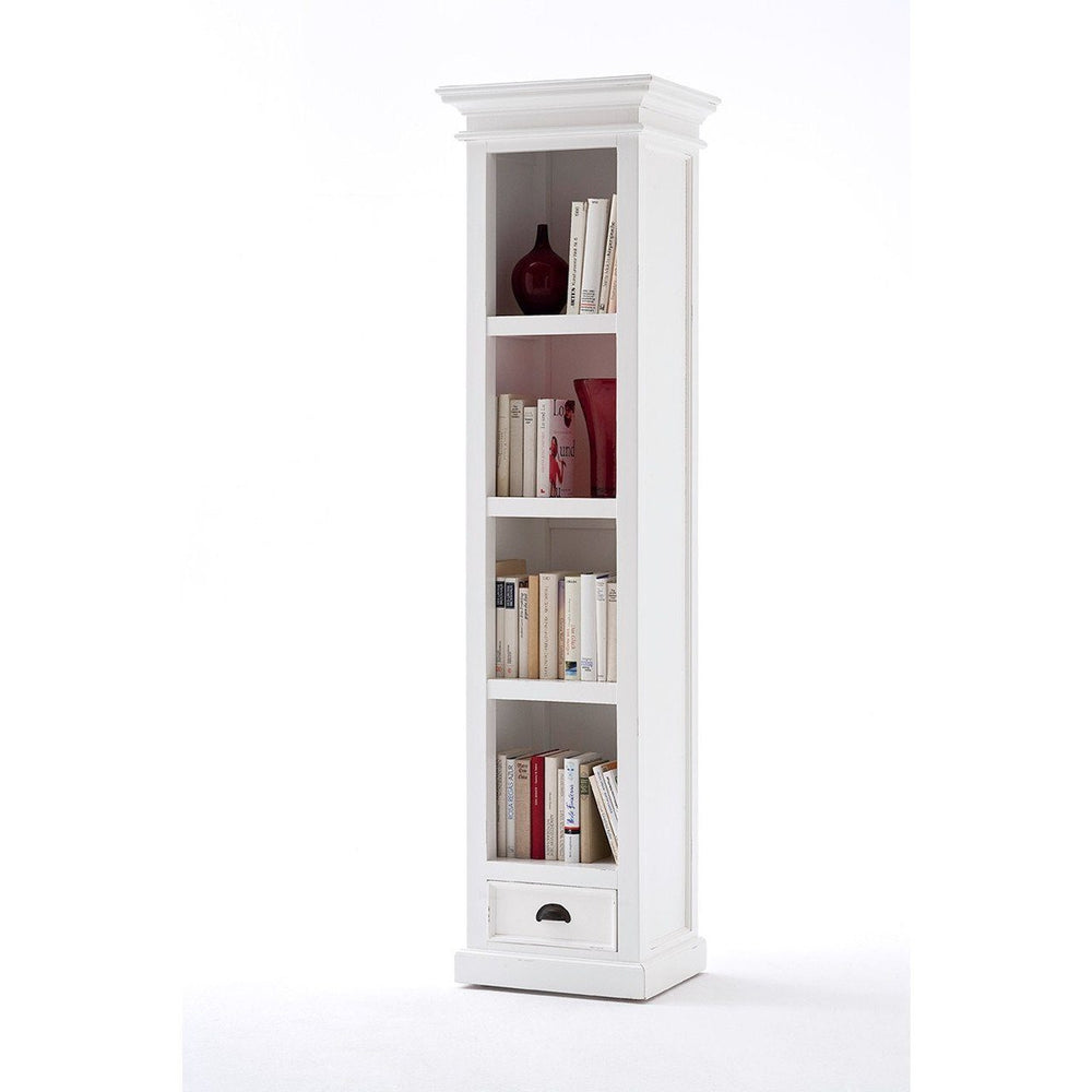 NovaSolo Halifax CA601 Bookshelf with drawer Bookshelf NovaSolo