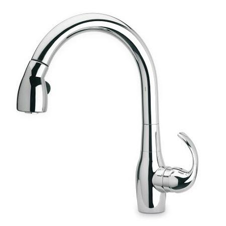 Latoscana CACR591 Kitchen Faucet in Chrome Finish Kitchen faucet Latoscana