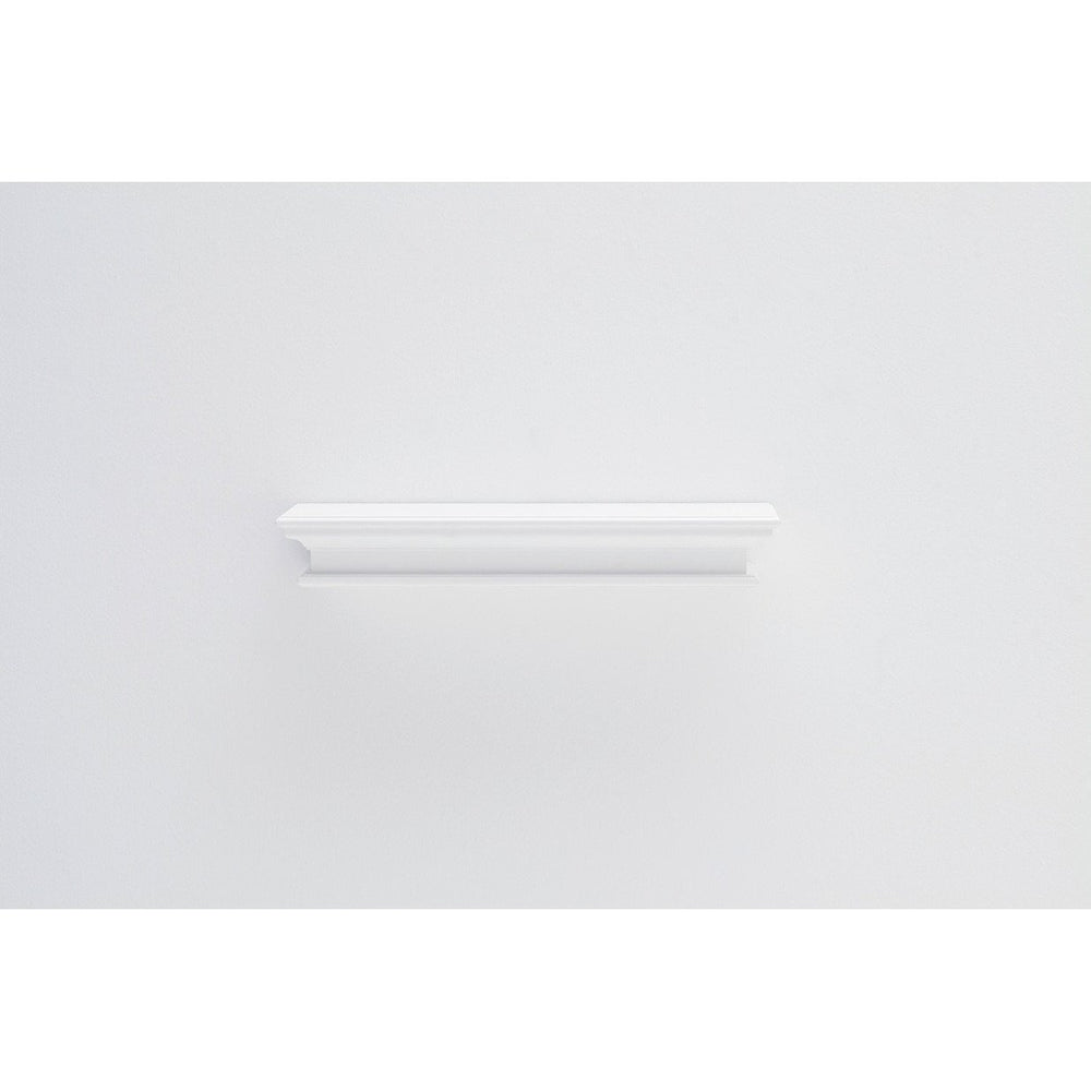 NovaSolo Halifax D165 Floating Wall Shelf, Long Wall Shelf NovaSolo