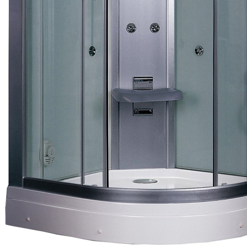 ARIEL Platinum DZ934F3 Steam Shower Steam Shower ARIEL