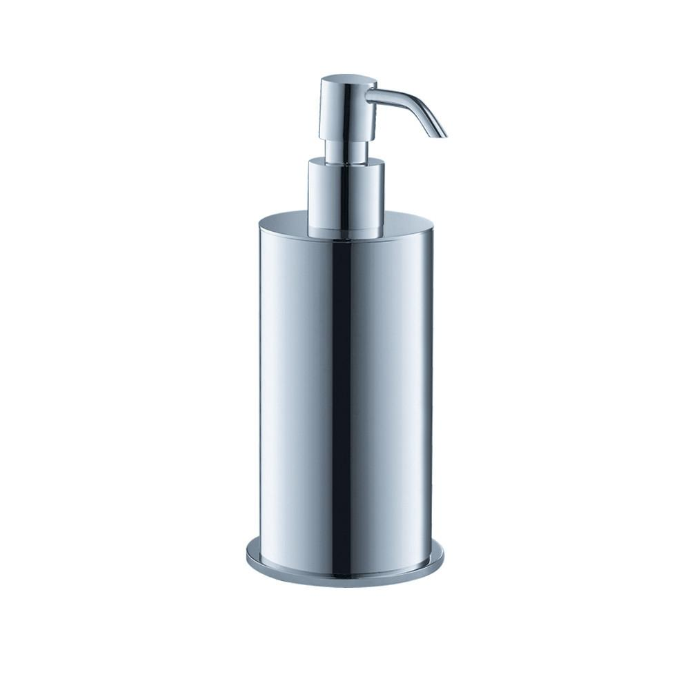 Fresca Glorioso Lotion Dispenser - Chrome Soap Dispenser Fresca