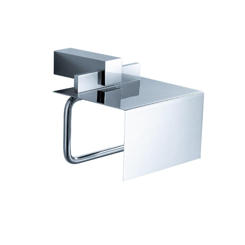 Fresca Ellite Toilet Paper Holder - Chrome Toilet Paper Holder Fresca
