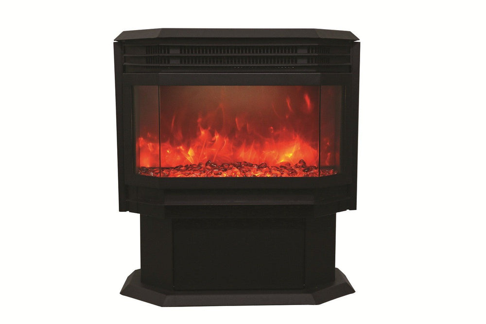 Amantii Free standing electric fireplace Electric Fireplace Amantii