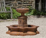 Beauvais Garden Water Fountain