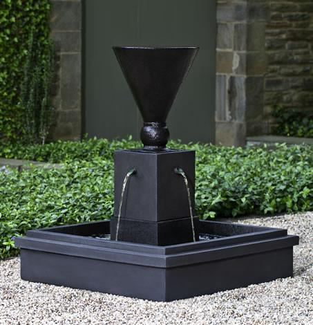 Manhattan Outdoor Garden Fountains DISCONTNUED Fountain Campania International