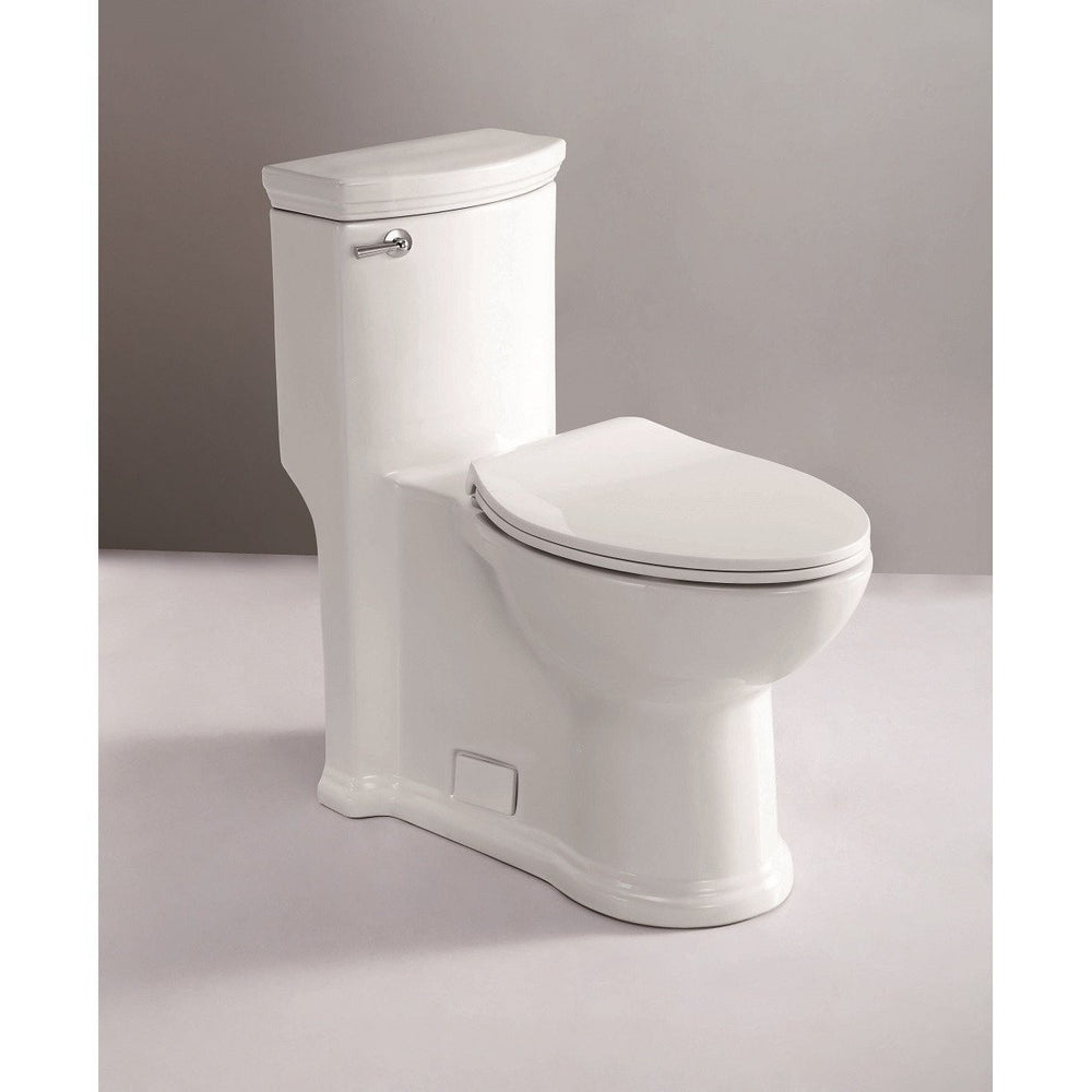Fresca Athena One-Piece Contemporary Toilet Toilets Fresca