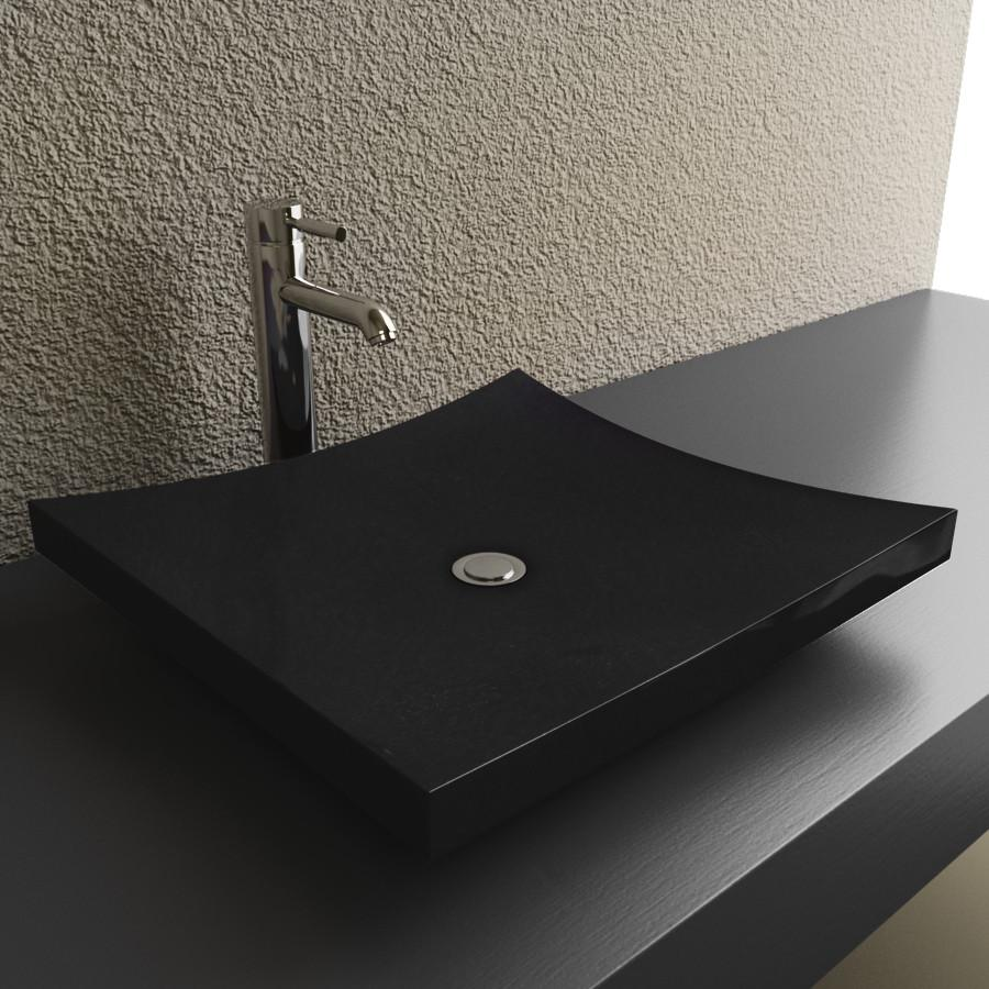 Cantrio Granite vessel sink Stone Series Cantrio