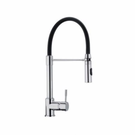 Latoscana 78PW557YOSP Kitchen Faucet in Brushed Nickel Finish Kitchen faucet Latoscana