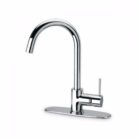 Latoscana 78PW591 Kitchen Faucet in Brushed Nickel Finish Kitchen faucet Latoscana