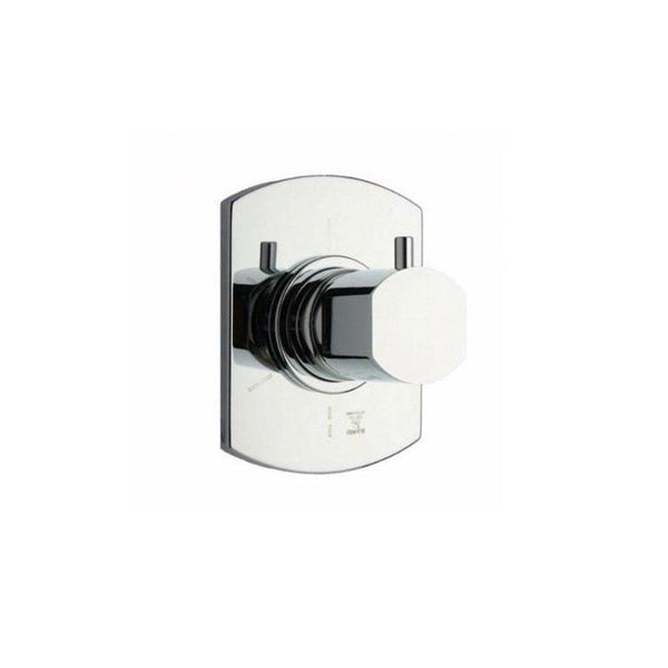 "Latoscana Novello 3/4"" Thermostatic Valve Only In Chrome"