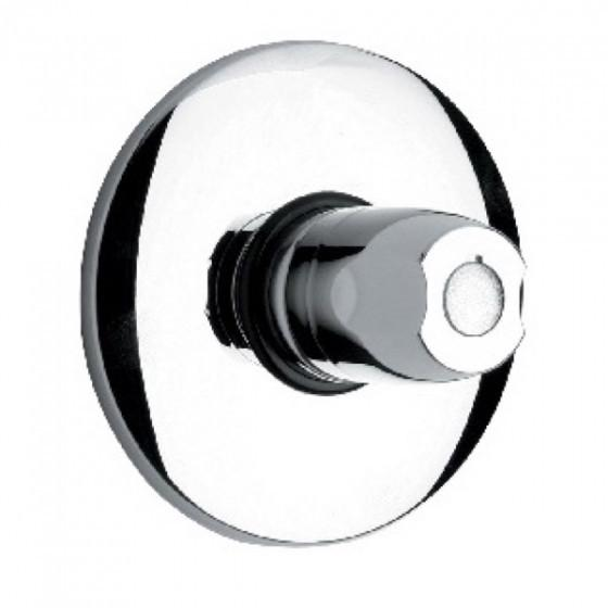 Latoscana Water Harmony Volume Vontrol In A Chrome Finish bathroom fixture hardware parts Latoscana