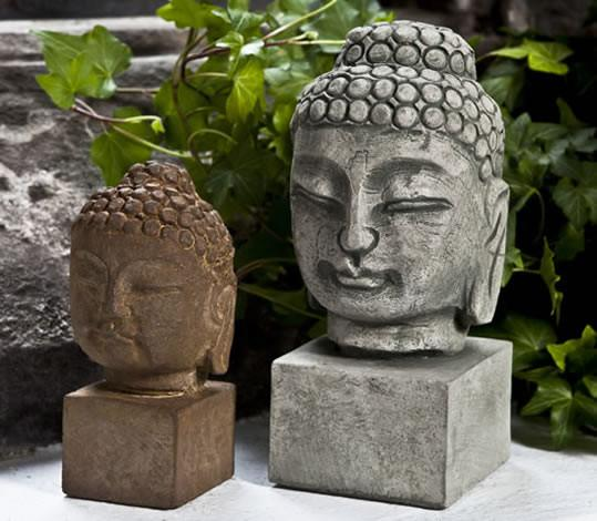 Medium Serene Buddha Statuary Statuary Campania International