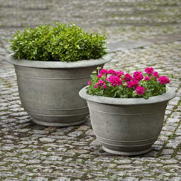 Campania International Cast Stone Brenta Planter Medium Urn/Planter Campania International