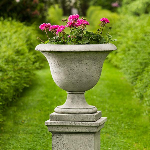 Campania International Cast Stone Fairfield Urn Urn/Planter Campania International