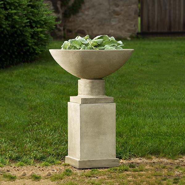 Campania International Cast Stone Savoy Planter Urn/Planter Campania International