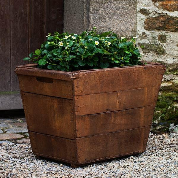 Campania International Cast Stone Vendange Planter Large Urn/Planter Campania International