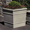 Campania International Cast Stone Marin Planter, Large Urn/Planter Campania International