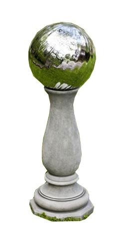 Campania International Cast Stone Winslet Globe Holder Urn/Planter Campania International