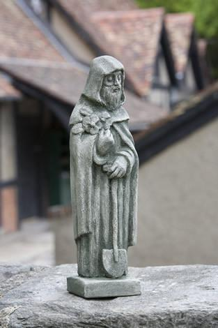 14 inch St Fiacre Statuary Statuary Campania International
