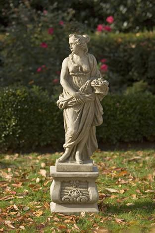 Four Seasons - Spring Statuary Statuary Campania International