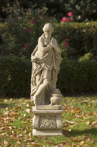 Four Seasons - Winter Statuary Statuary Campania International