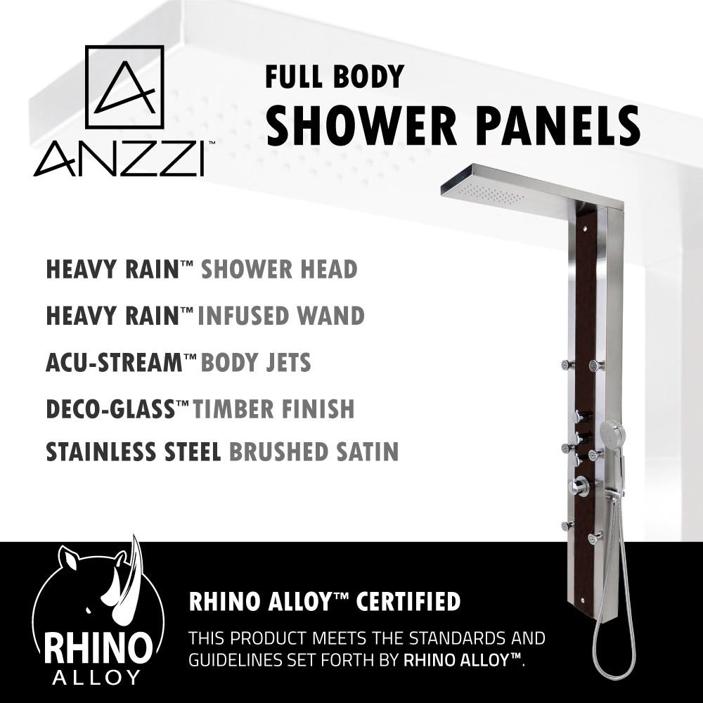 ANZZI Kiki SP-AZ013 Shower Panel Shower Panel ANZZI