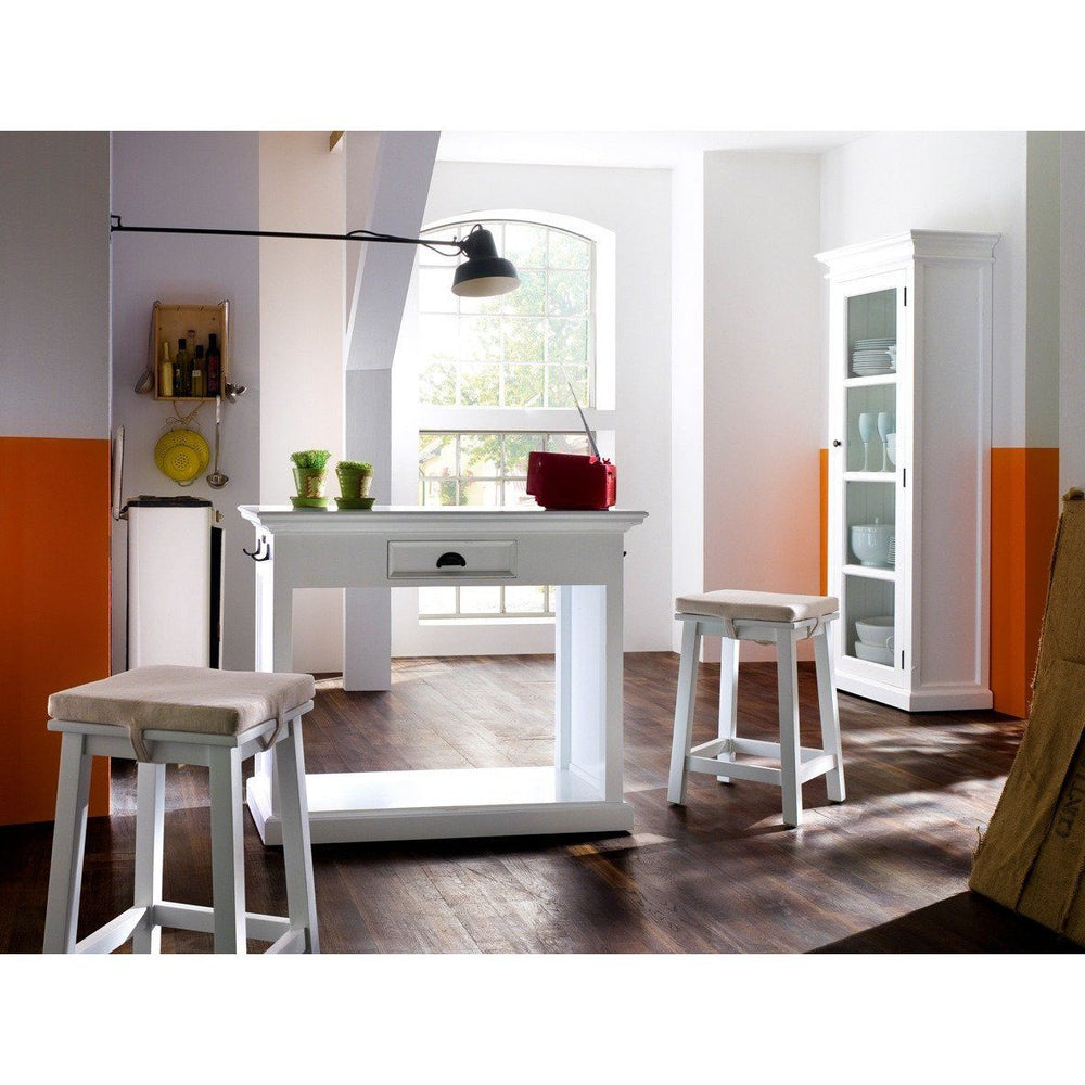 NovaSolo Halifax T767 Kitchen Table Set with stools & cushions Kitchen Table Set NovaSolo