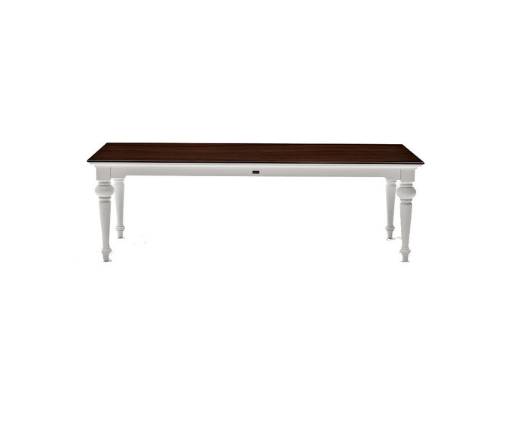 NovaSolo Provence Accent T784TWD 240 Dining Table Dining Table NovaSolo