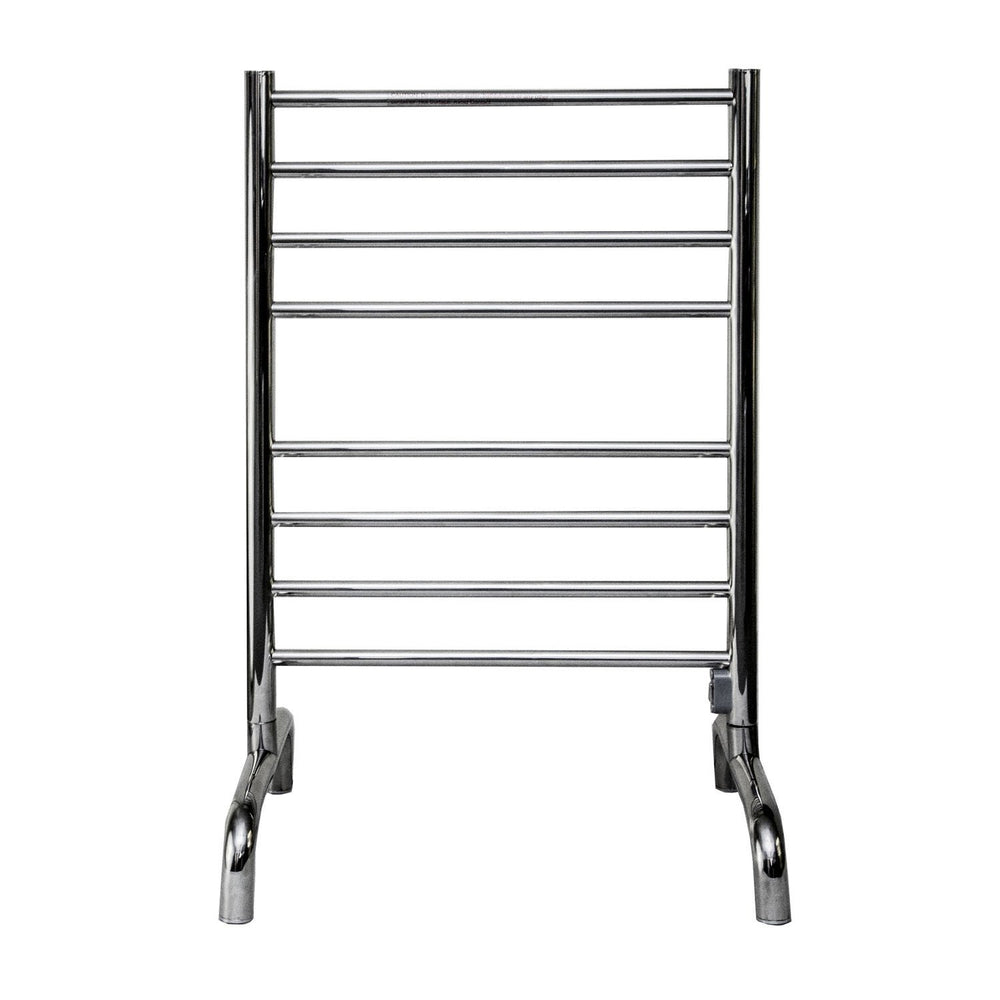 Virtu USA Koze 104 Freestanding Electric Towel Warmer in Polished Chrome Towel Warmers Virtu USA
