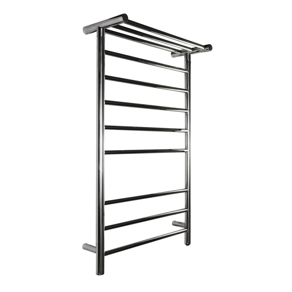 Virtu USA Koze 122 Wall Mounted Electric Towel Warmer in Polished Chrome Towel Warmers Virtu USA