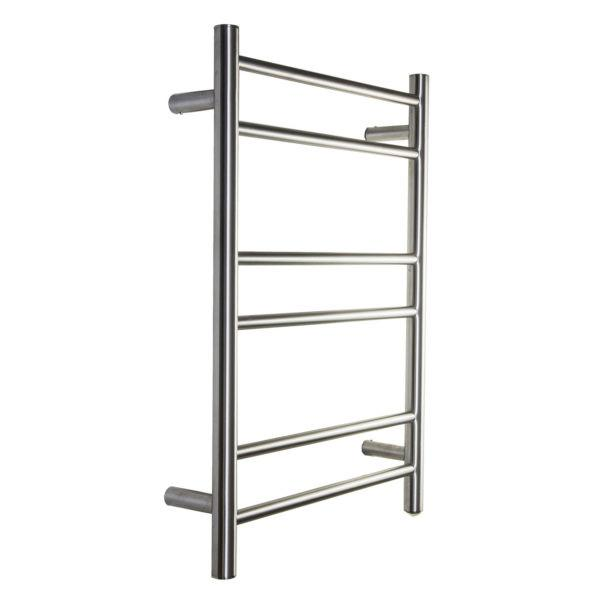 Virtu USA Koze 130 Wall Mounted Electric Towel Warmer in Brushed Nickel Towel Warmers Virtu USA