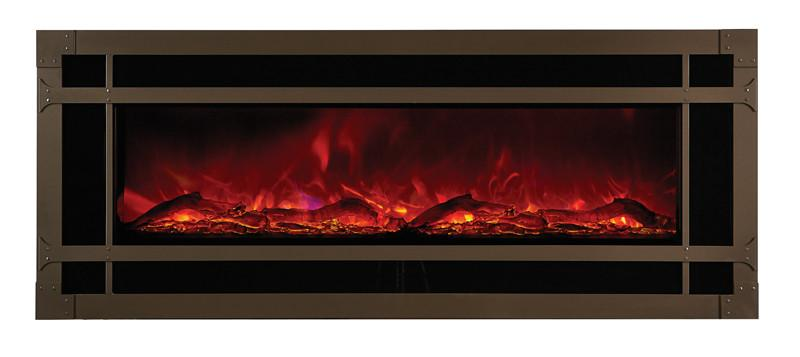 Amantii Classic style overlay only for WM-BI-48-5823 Electric Fireplace Amantii