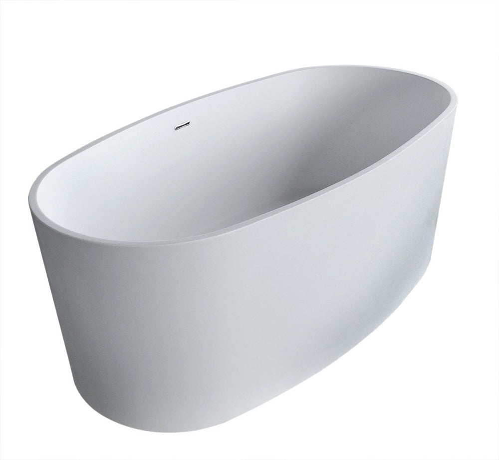 ANZZI Roccia FT505-0025 FreeStanding Bathtub FreeStanding Bathtub ANZZI