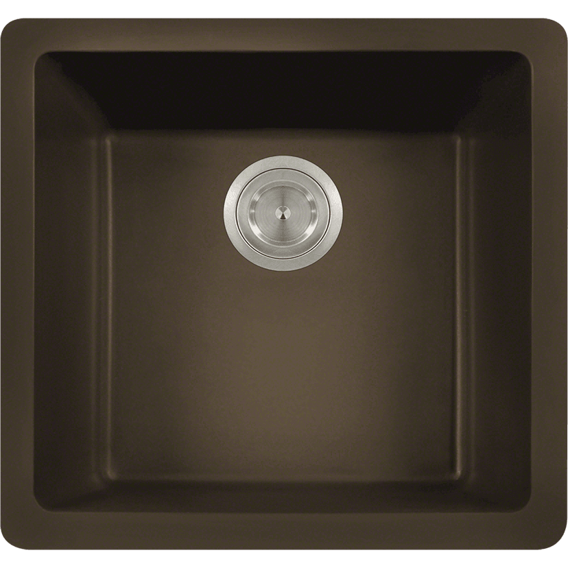 Polaris P508M Single Bowl AstraGranite Sink Bowl Sink Polaris