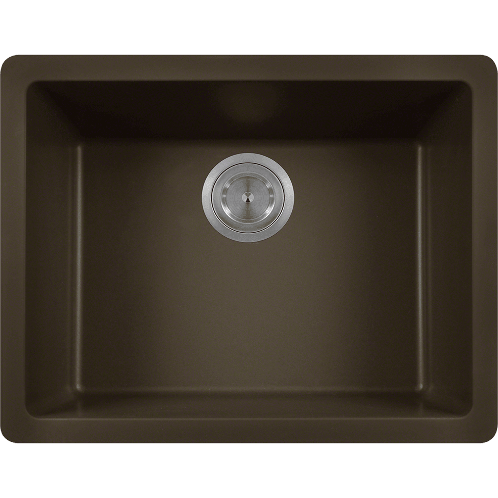 Polaris P808M Single Bowl AstraGranite Sink Bowl Sink Polaris